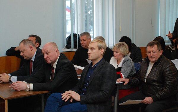Глава администрации Евпатории получил пятерых заместителей