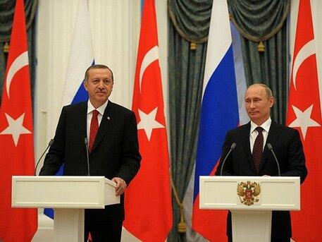 Президенты России и Турции обсудили крымско-татарский вопрос (ВИДЕО)