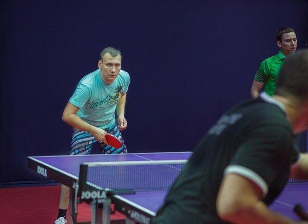 Алушта примет чемпионат по настольному теннису среди селян