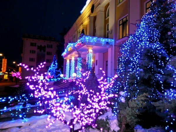 Энергетики постараются не испортить крымчанам новогоднюю ночь