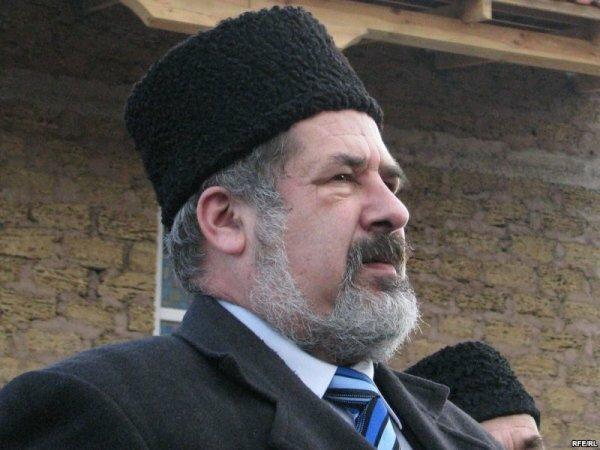 Глава меджлиса вошел в состав Антикоррупционного бюро Украины