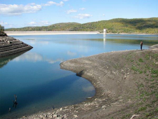 Режим подачи воды в Крыму будут утверждать каждый месяц