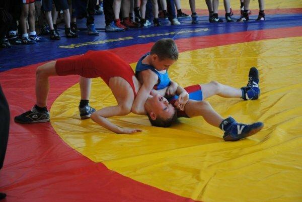 В Крыму пройдет Международный турнир по греко-римской борьбе