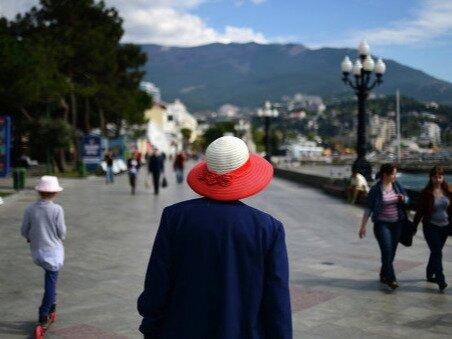 В этом году в Крыму отдохнули около 3,6 млн туристов