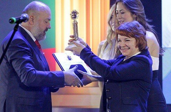 Вице-премьер Крыма Лариса Опанасюк получила премию «Юрист года»