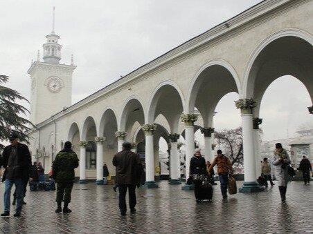 Транспортная блокада Крыма Украиной продолжается,— Цуркин