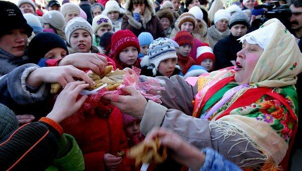 Города Крыма отметят Масленицу гуляниями и забавами