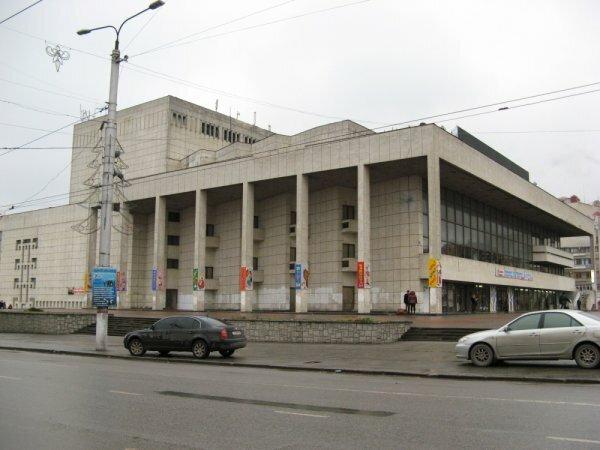 Для реконструкции музыкального театра в Симферополе будут искать инвестора