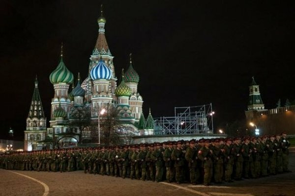 Курсанты из Севастополя поучаствуют в параде на Красной площади