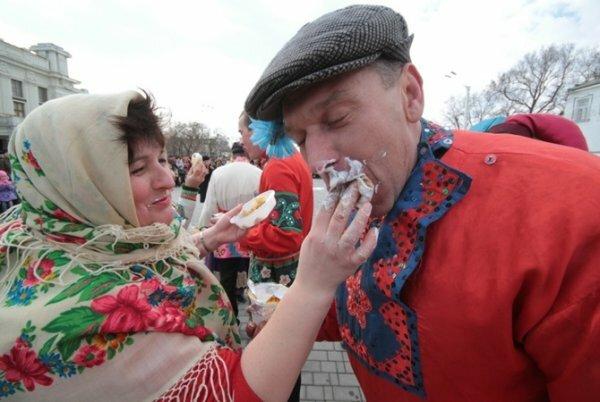 На Масленицу в Евпатории проведут конкурс «Ох ты, теща, друг родной!»