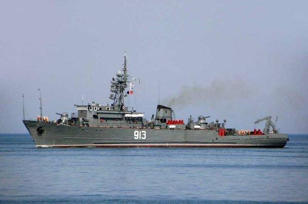 В Севастополе 23 февраля можно будет посетить корабли ЧФ РФ