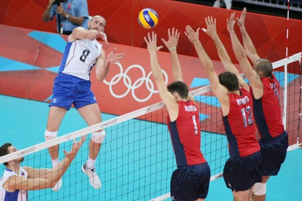 Завтра в Феодосии устроят соревнования по волейболу