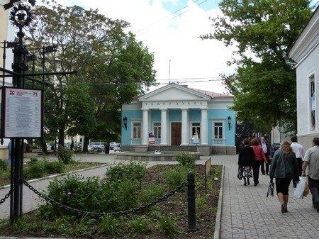 В Симферополе построят новый театр кукол