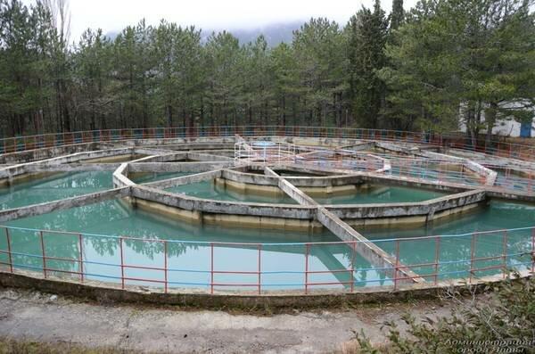 Запасы воды в Ялте признали достаточными на год