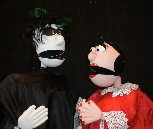 Московский кукольный театр прибыл на гастроли в Севастополь