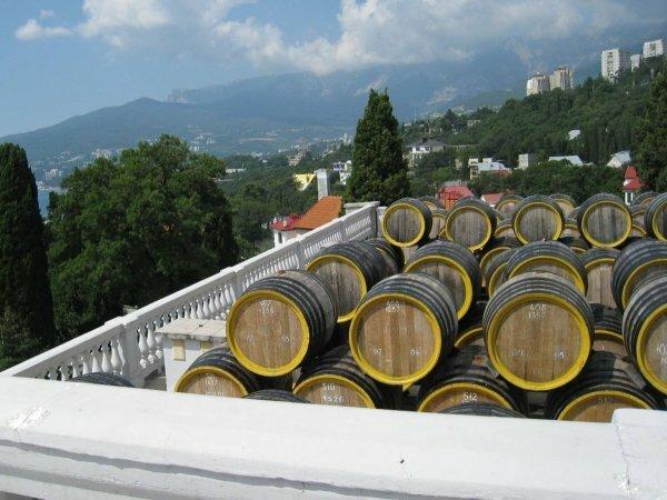 «Массандра» запустила производство по розливу вин
