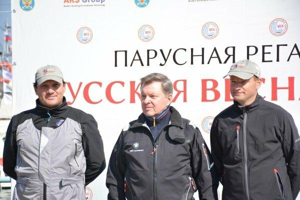 Полпред президента в Крыму выиграл регату, обогнав главу РК и командующего  ...