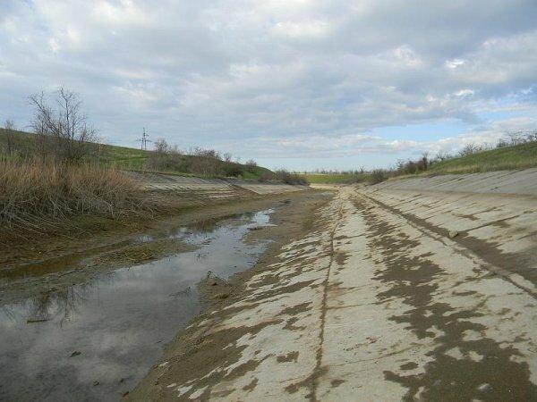 Власти не нашли воду для орошения земель в Крыму